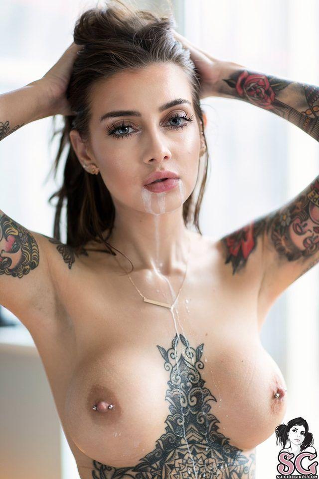 fotos exoticas de mulheres lindas tatuadas 12 - Fotos exóticas de mulheres lindas tatuadas