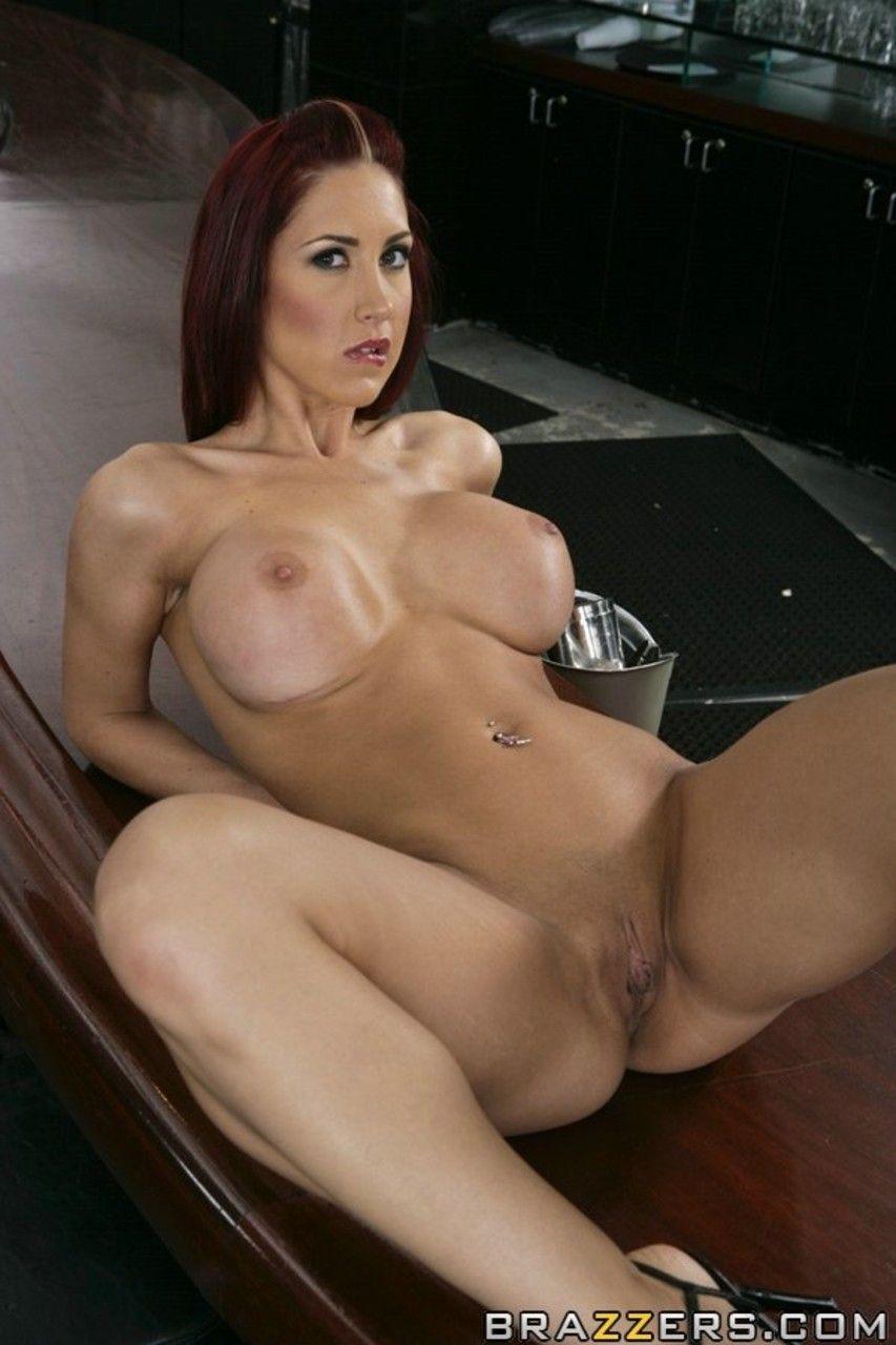mulher ruiva peituda fazendo ensaio sensual de nudez 17 - Mulher ruiva peituda fazendo ensaio sensual de nudez